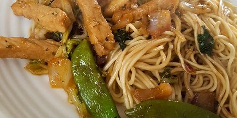 chinese mie gerecht