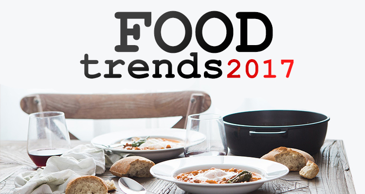 foodtrends 2017