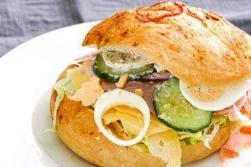broodje gezond maken