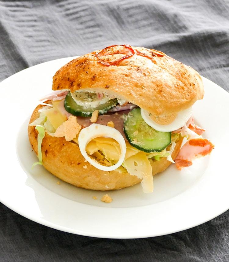 lekkerste broodje gezond