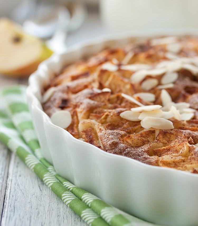 amandel appeltaart recept