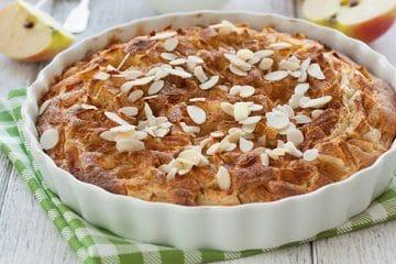 appeltaart amandel