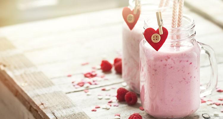gezonde shakes