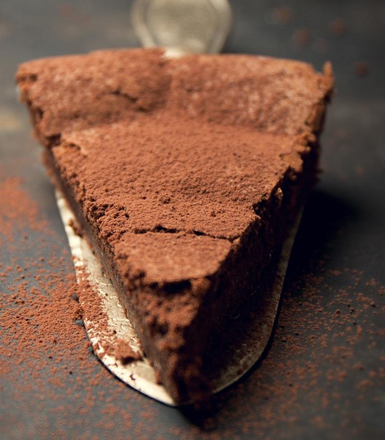 zelf chocoladetaart maken