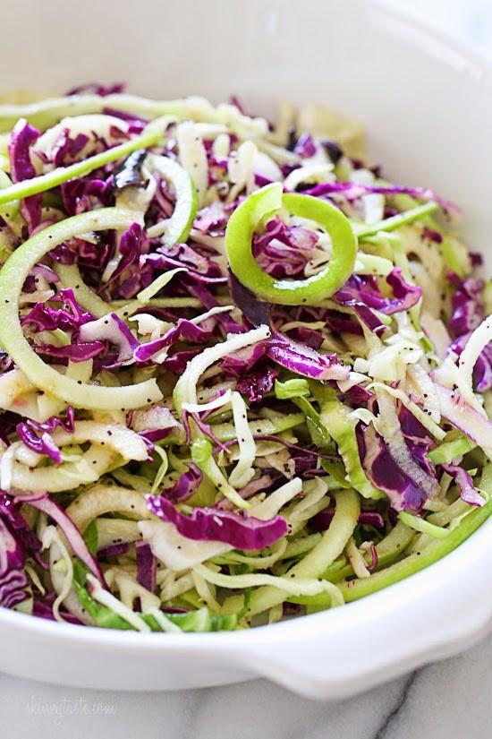 spiraal salade