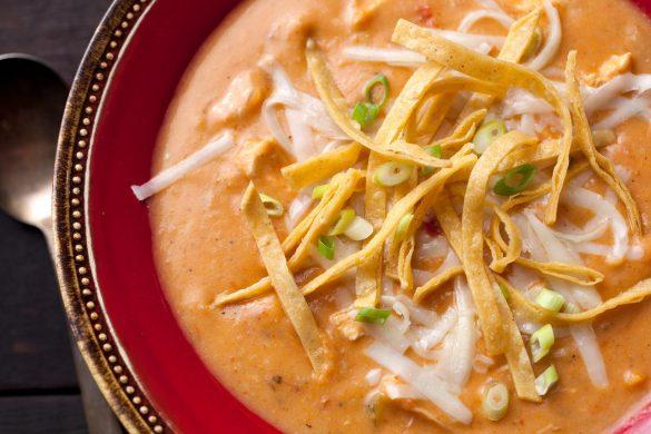 tortilla soep recept
