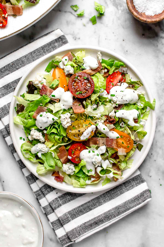 wig salade