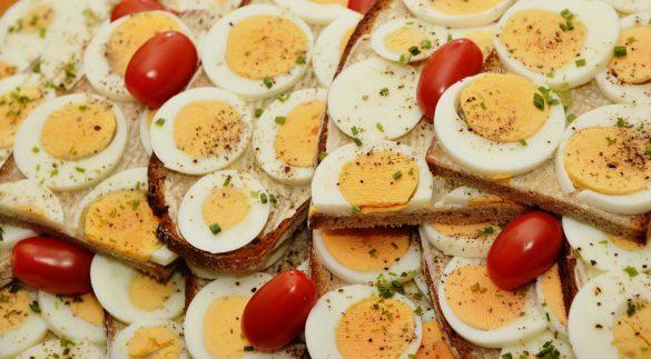 hoeveel eiwitten mag je per dag